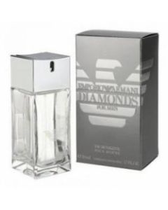 Armani - Diamonds for men Eau de toilette - 75ml