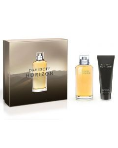 Davidoff - Horizon 75ml eau de toilette + 75ml Showergel Eau de toilette - Giftset
