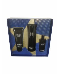 Armani - Code men 75ml eau de toilette + 15ml eau de toilette + 75ml showergel Eau de toilette - Giftset