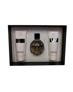 Jimmy Choo - Women 100ml eau de parfum + 100ml bodylotion + 100ml showergel Eau de parfum - Giftset