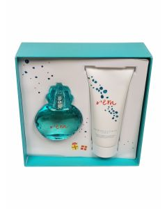 Reminiscence - Rem 100ml eau de toilette + 200ml bodylotion Eau de toilette - Giftset