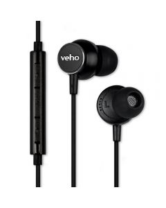 Veho In-Ear Stereo Headphones - Z3