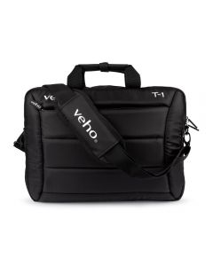 "Veho T-1 Laptop Bag with Shoulder Strap for 15.6"" Notebooks/10.1"" Tablets"