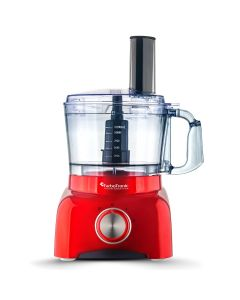 TurboTronic TT-FP800 Food Processor - 800W - 1.2 L